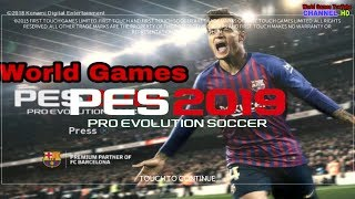 FTS MOD PES 2019 Android Offline 300MB Best Graphics