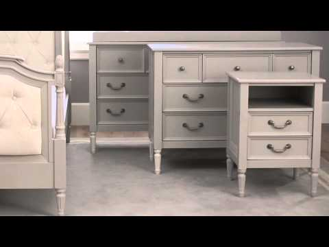 Blythe Collection: Elegant Nursery Furniture   Pottery Barn Kids