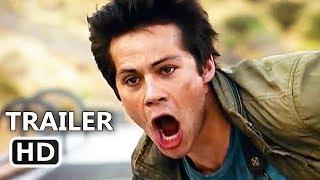 MAZE RUNNER 3 Trailer (2018) Sci-Fi Action Movie HD