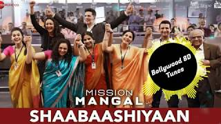 Shaabaashiyaan | Mission Mangal | Shilpa, Anand & Abhijeet | Use Headphones | Hindi 8D Music