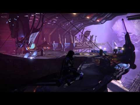 Destiny - Vestian Outpost Soundtrack