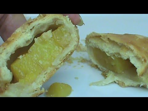 Peach Turnovers With Puff Pastry