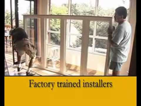 Vinyl Windows Installation / Replacement. How to choose Windows for your Home.