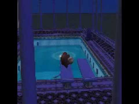 Diving Board Malfunction...