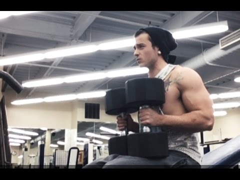 Guide to Incline Pressing Heavy Dumbbells