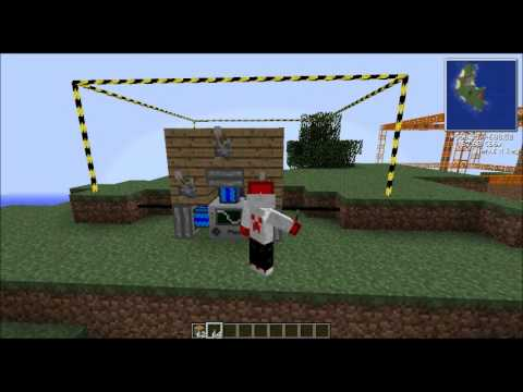 How to make a quarry in technic minecraft