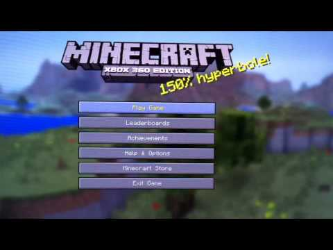 Minecraft Xbox 360 Server 2013