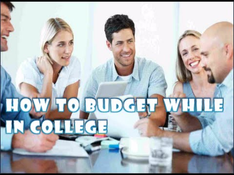 How To Budget While In College (Feat: Financial Advisor Brian Lund)