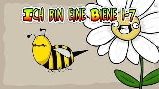 Ich bin eine Biene 1-7