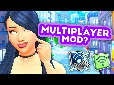 THE SIMS 4 HAS MULTIPLAYER!? // NEW MULTIPLAYER MOD IS OUT!