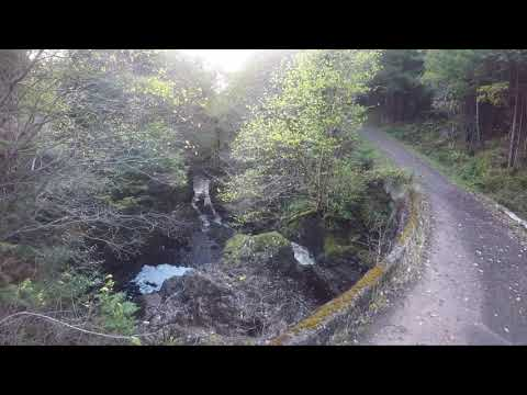The Great Glen Way by mountain bike in 1 day, Scotland inverness to fort william