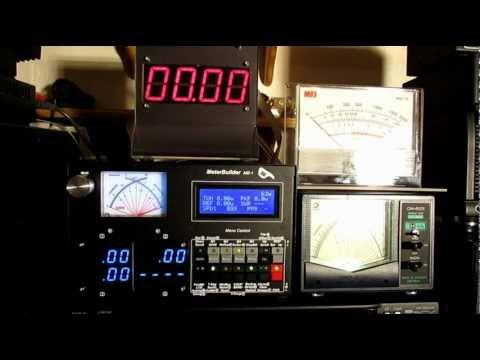 MeterBuilder MB-1  - Measuring Peak, Average, and Instantaneous Power