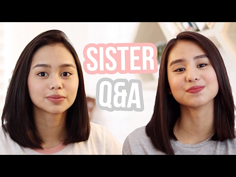 Sister Q&A! Her Channel, Age & more! | ThatsBella