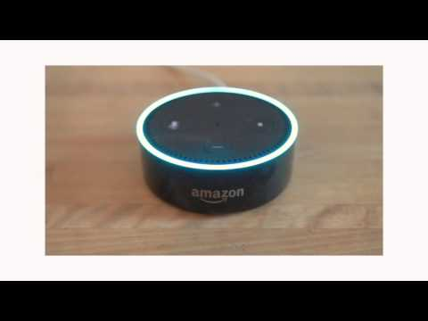 Connecting Amazon Echo Dot to HIVE