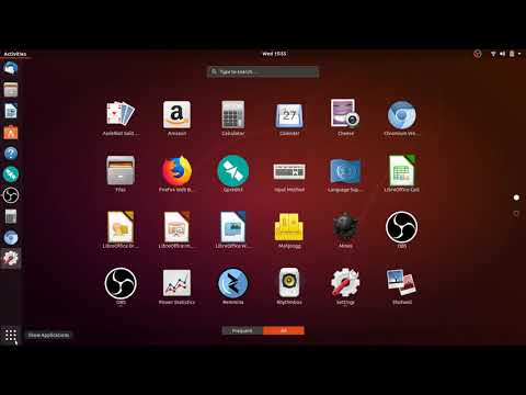 Quick look review of Ubuntu 18.04 LTS Linux Distro May 23rd 2018