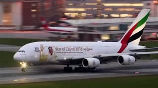 Emirates showcases 100th Airbus A380 at ILA Berlin 2018
