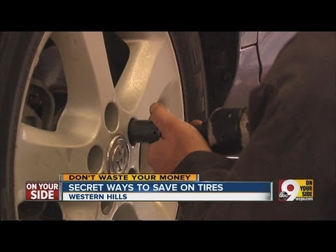 Buying new tires? Here are some tips to ensure you won't get ripped off