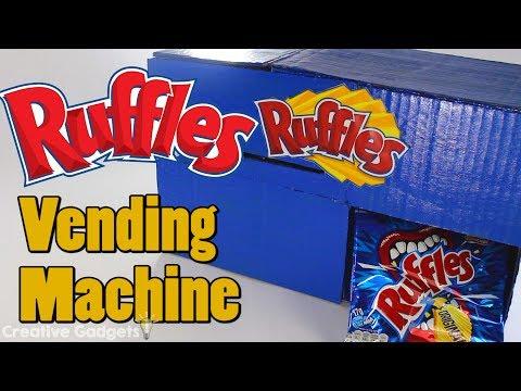 How to Make Ruffles Vending Machine