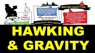 Science Shows Stephen Hawking is Wrong About Gravity