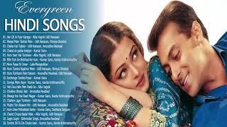 Evergreen Hits - Best Of Bollywood Old Hindi Songs, ROMANTIC HEART SONGS   Udit Narayan Alka Yagnik