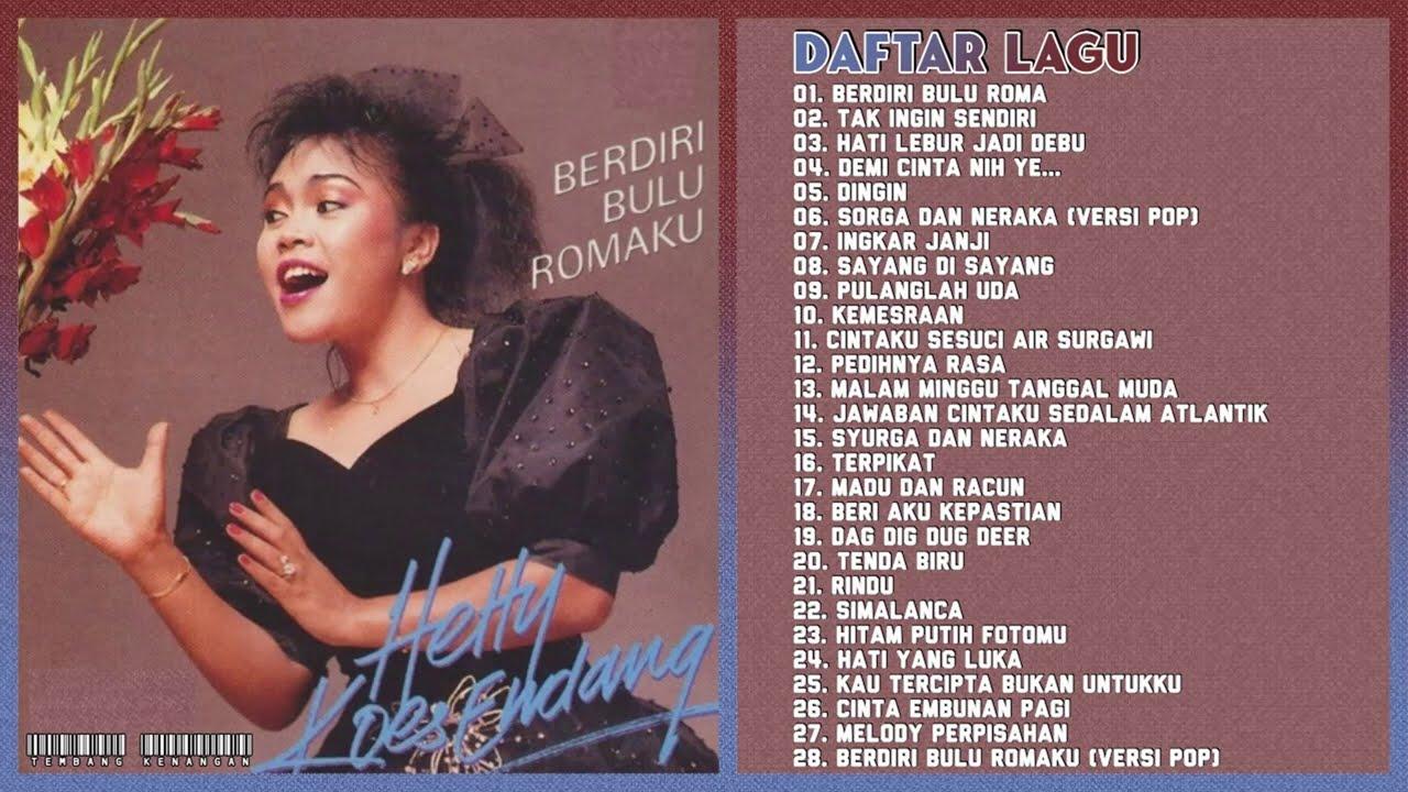 Download Hetty Koes Endang [Full Album] Lagu Lawas Indonesia 80an - 90an   28 Hits Lagu Kenangan MP3 Gratis