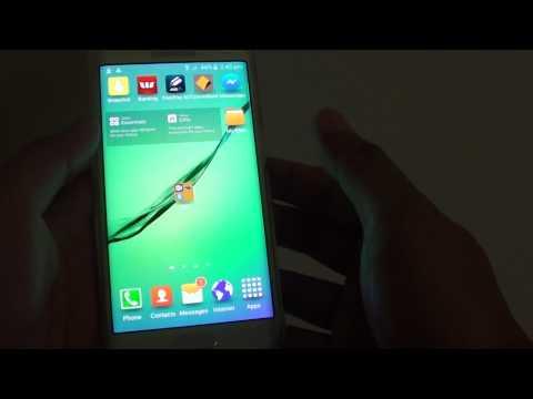 Samsung Galaxy S6 Edge: How to Turn Off / On Screen Lock Sound