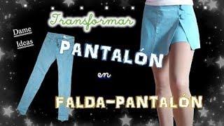 Diy Transformar Un Cómo Pantalón Vaq SS85rqxv
