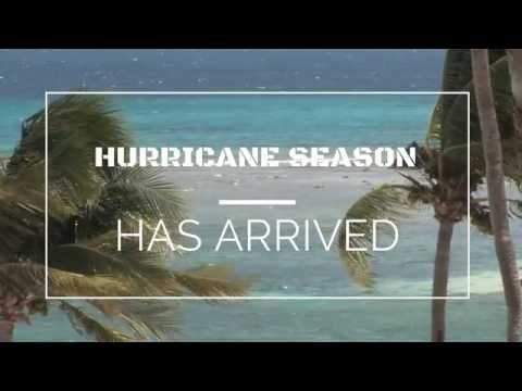 Hurricane Season is here, UPDATE Your ECI
