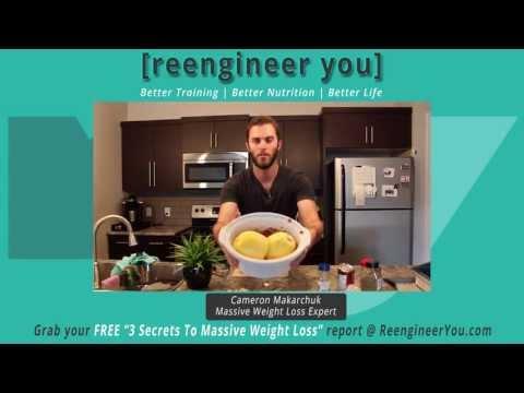 How To Make Paleo Spaghetti Squash and Meat Sauce | ReengineerYou.com