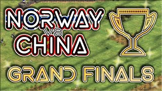 Norway vs China | 2v2 World Cup Grand Finals & Interview