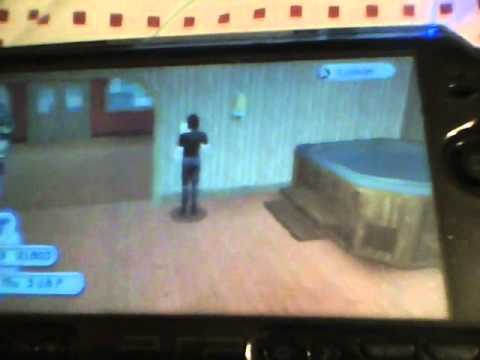 SIMS 2 PSP How To Get A RoomMate