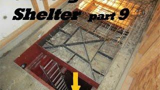 UNDERGROUND shelter, How to build an underground Bunker!!! #9