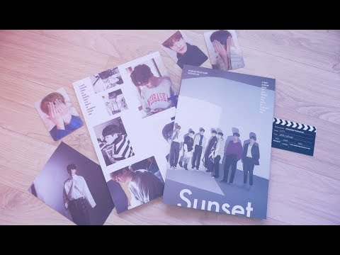Seventeen Director's Cut Plot/Sunset/Kihno Unboxing