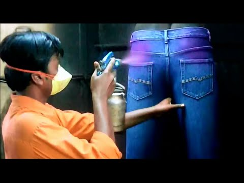 How Jeans are made : a complete overview