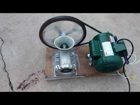 #22 motorized meat grinder pt 1