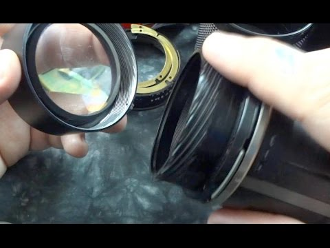 Inside your LENS: WHERE does HAZE come from? & How your D-series Nikkor WORKS!