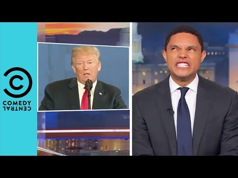Trump's Giving Opioids The Death Penalty   The Daily Show With Trevor Noah
