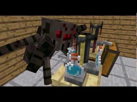 Monster School: Brewing - Minecraft Animation