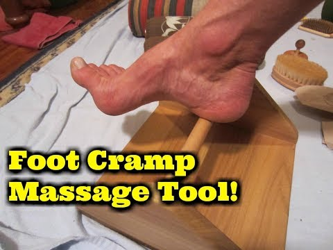 How to STOP a Foot Cramp FAST!