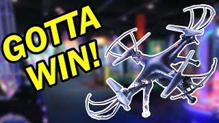 Gotta WIN the DRONE!