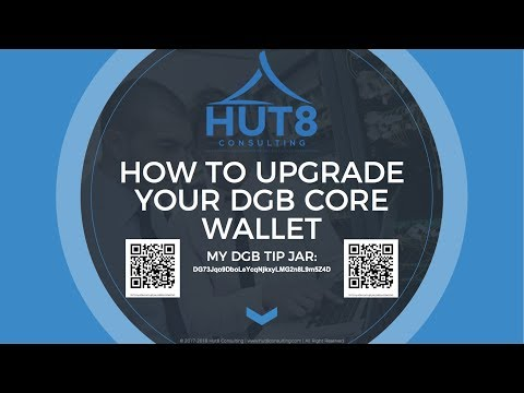 How to Seamlessly Upgrade Your DigiByte Core Wallet to v6.16.1