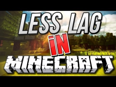 How to make Minecraft run FASTER NO LAG!