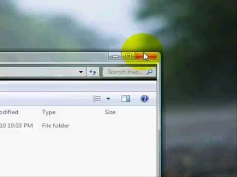 Make Windows 7 Home Basic transparent *download*