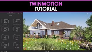 TwinMotion 2019 - Path Tool