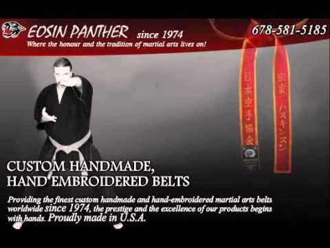 karate belt,black belt,Custom Judo Belt