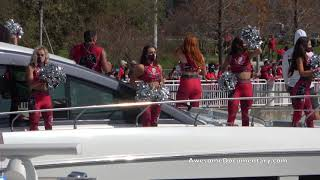 Bucs SuperBowl Boat Parade Celebration