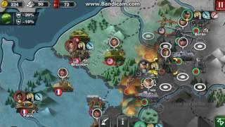 World Conqueror 4 Scenario Axis Level 3 (Fall Gelb