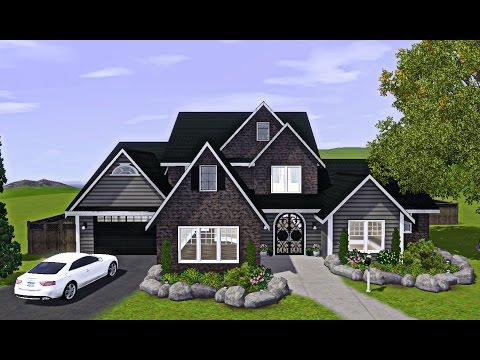 The Sims 3 House Building - Bauza's Dream♡