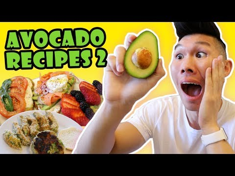 AVOCADO Lover's Dream! Buzzfeed Recipes Tested || Life After College: Ep. 593