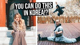 Download Korea Travel Vlog | Living with Monks in a Temple Video